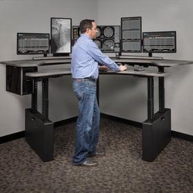Xybix Healthcare Workstation Design Ideas