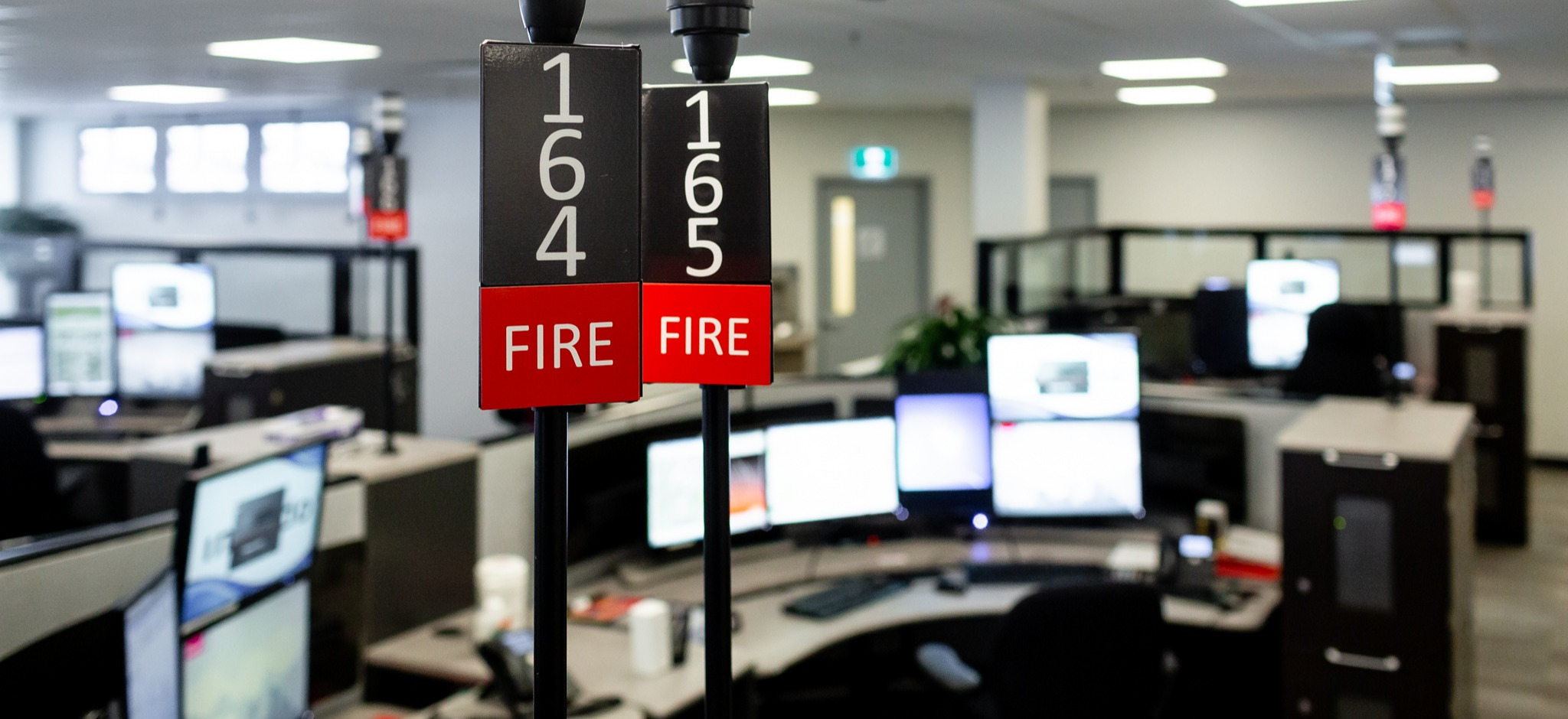 City of Calgary 911 - Xybix Install