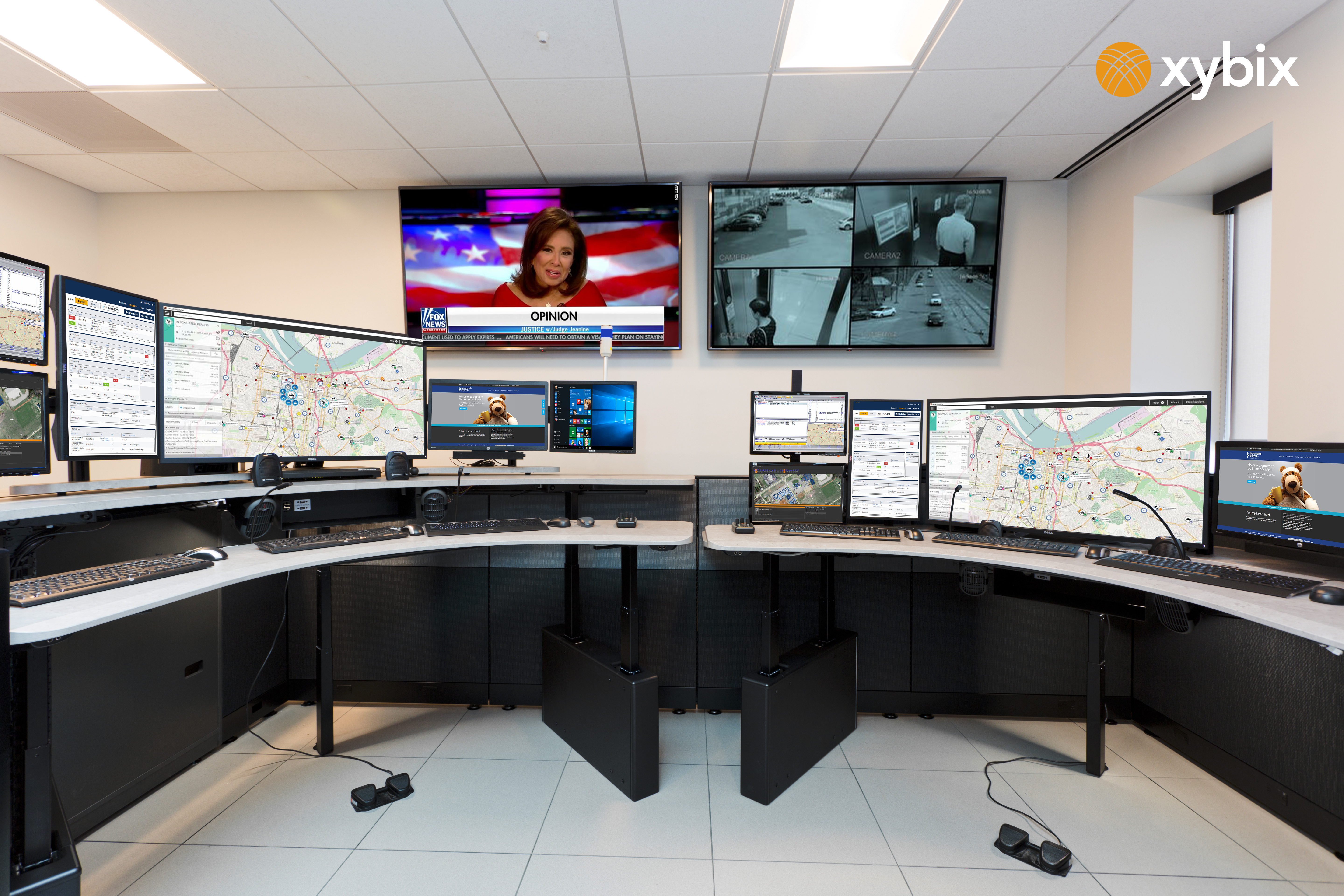 Xybix Dispatch Consoles