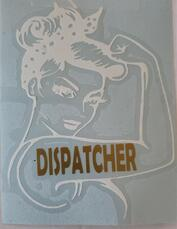 Dispatcher-Sticker