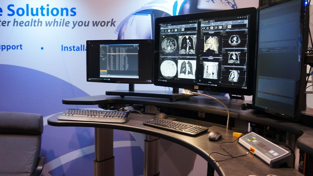Xybix Imaging Desk