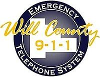 Will County 911 Logo