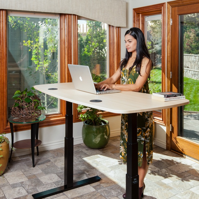 Adjustable Standing Desk - Best Electric Standing Desk