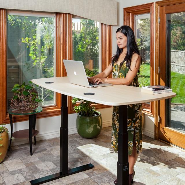 Adjustable Standing Desk - Best Electric Standing Desk