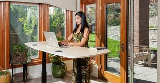MojoDesk | Standing Desks | Height Adjustable Sit Stand Desk