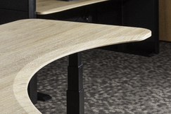 Xybix Worksurface Options