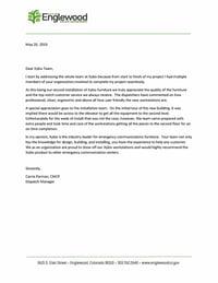EnglewoodPD_Letter