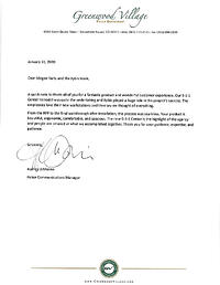 GreenwoodVillagePD_Letter
