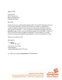 SpringfieldPublicWorks_Letter