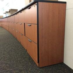 Xybix Custom Storage Solutions for Workstations