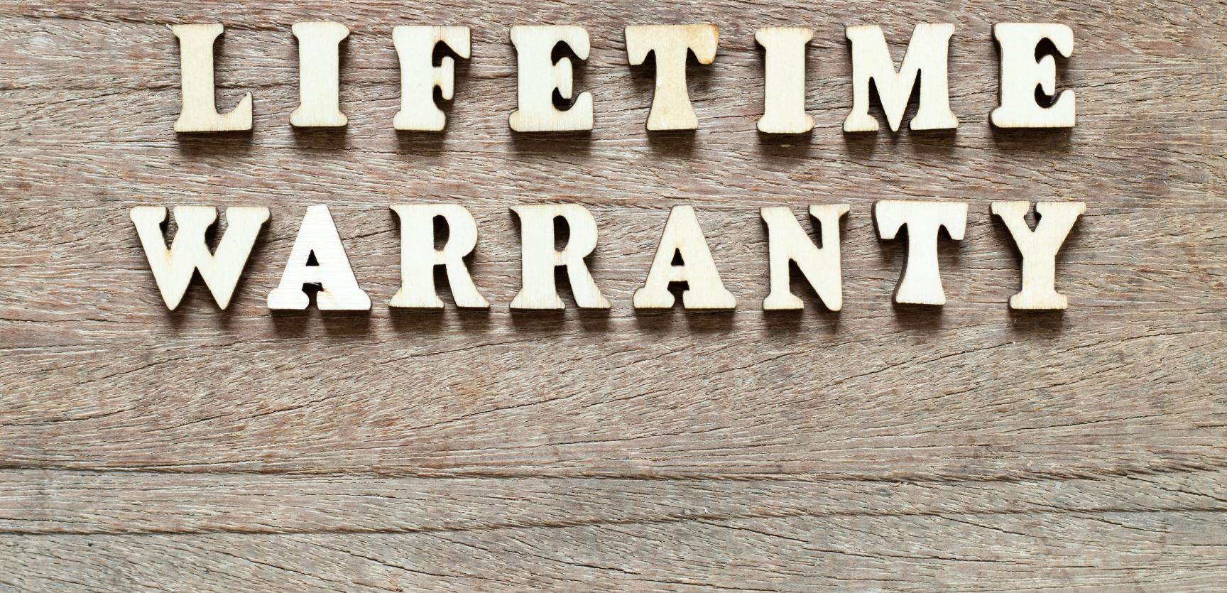 Xybix Lifetime Warranty