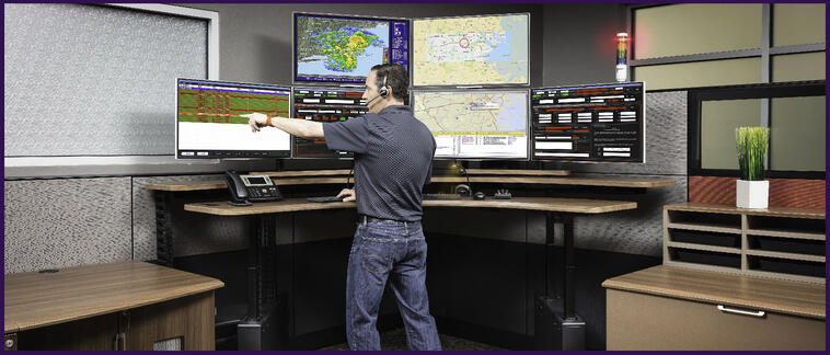 Xybix Command and Control Consoles