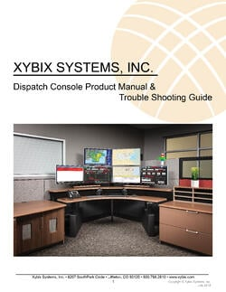 Xybix Console Furniture Product Manual and TroubleShooting Guide 2018 (July)