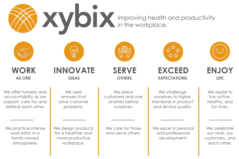 Xybix_Values