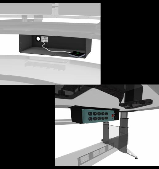 USB Charing Station