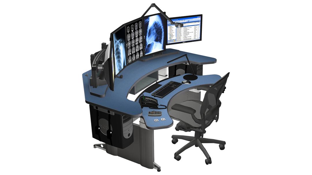 Xybix Medical Workstation