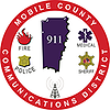 mobile-county-9-1-1 logo