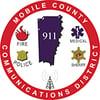 mobile-county-9-1-1 logo