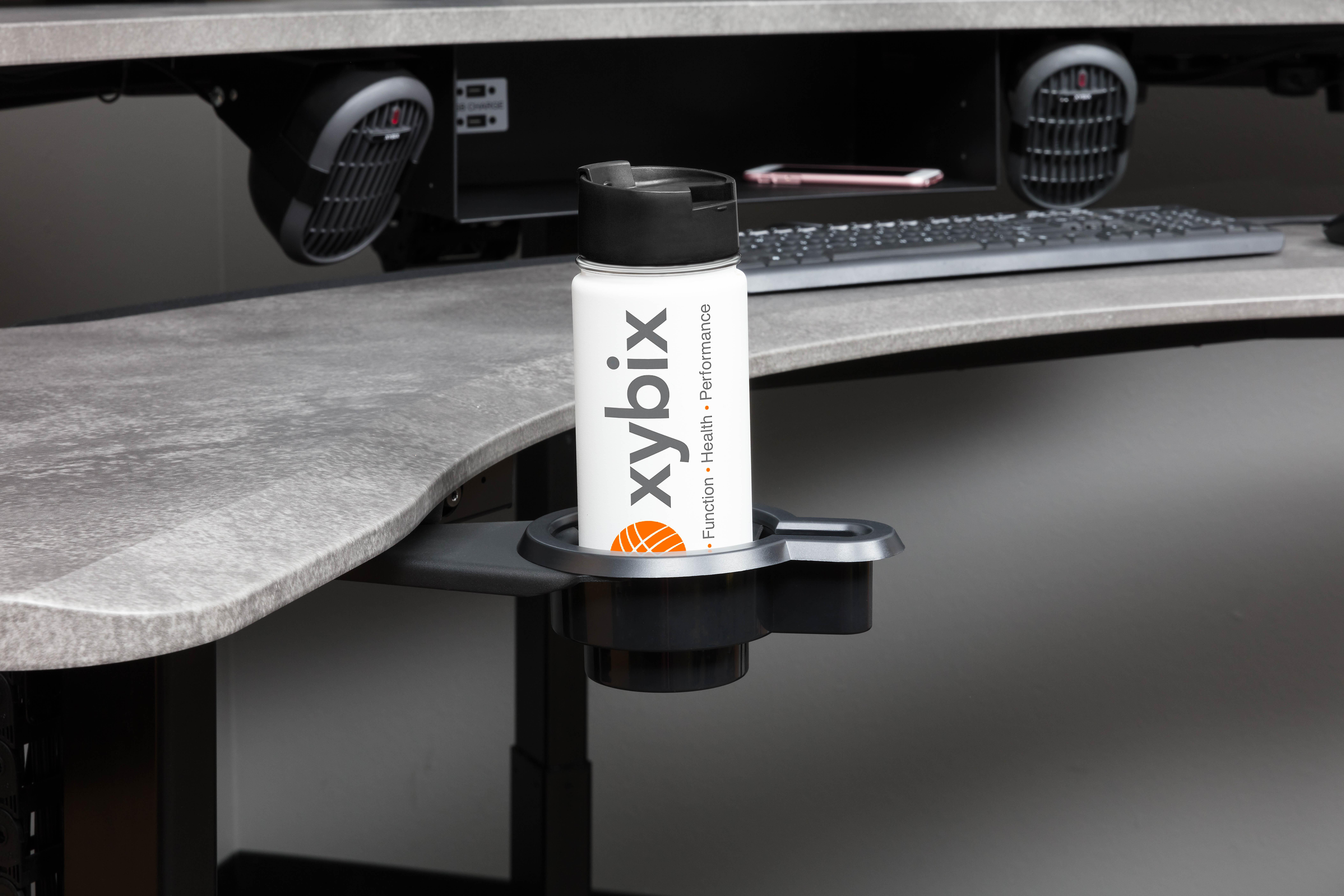 Xybix Workstation Cup Holder