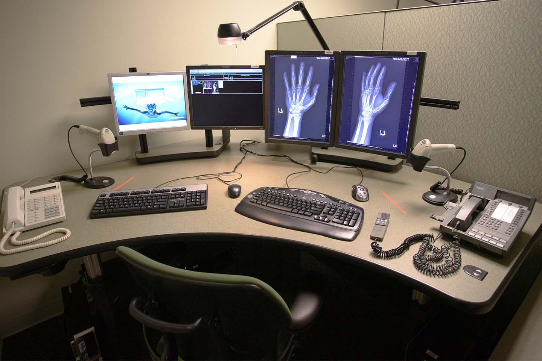 Radiology Desk 5