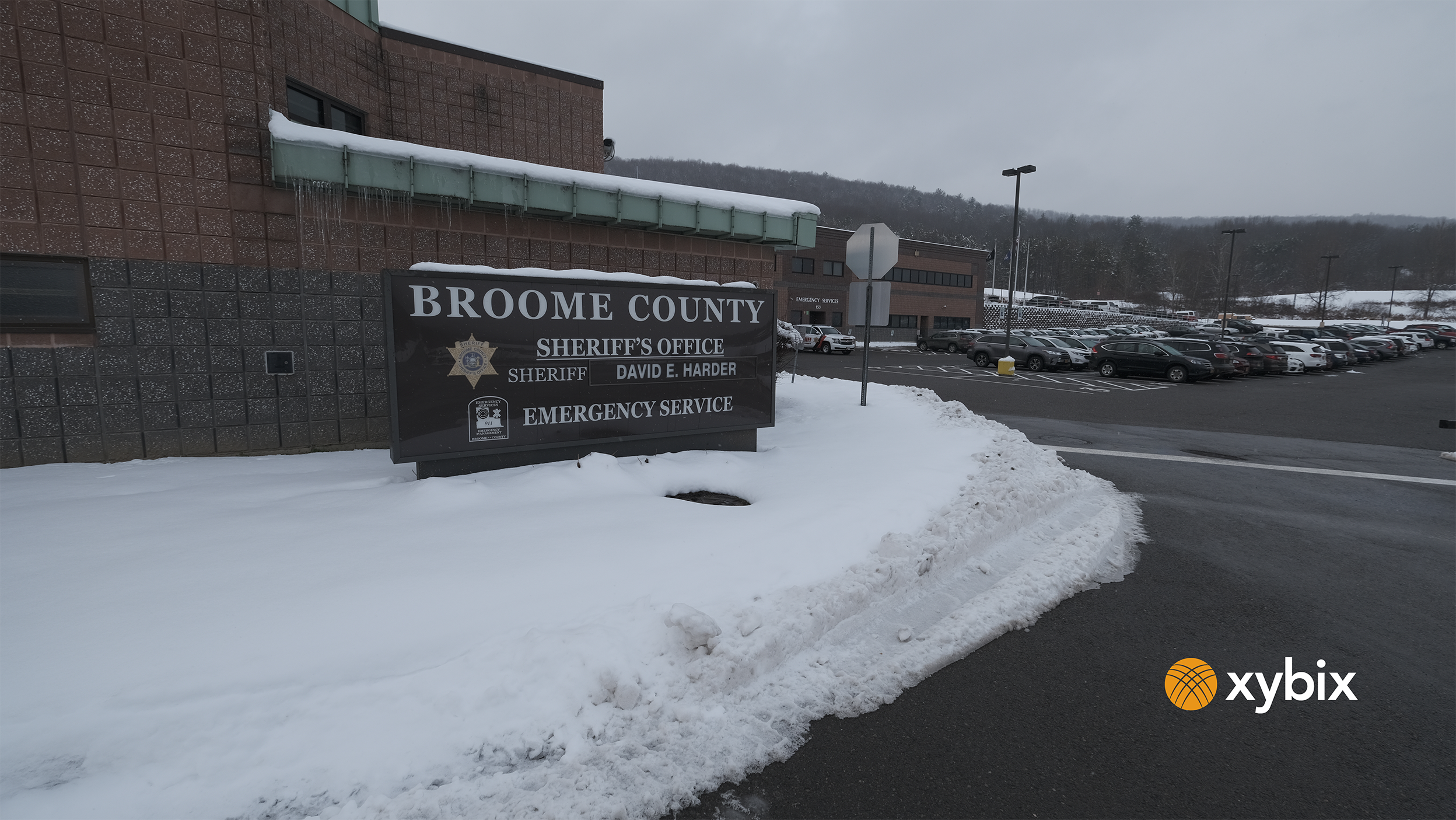 Broome County Office of Emergency Services Image
