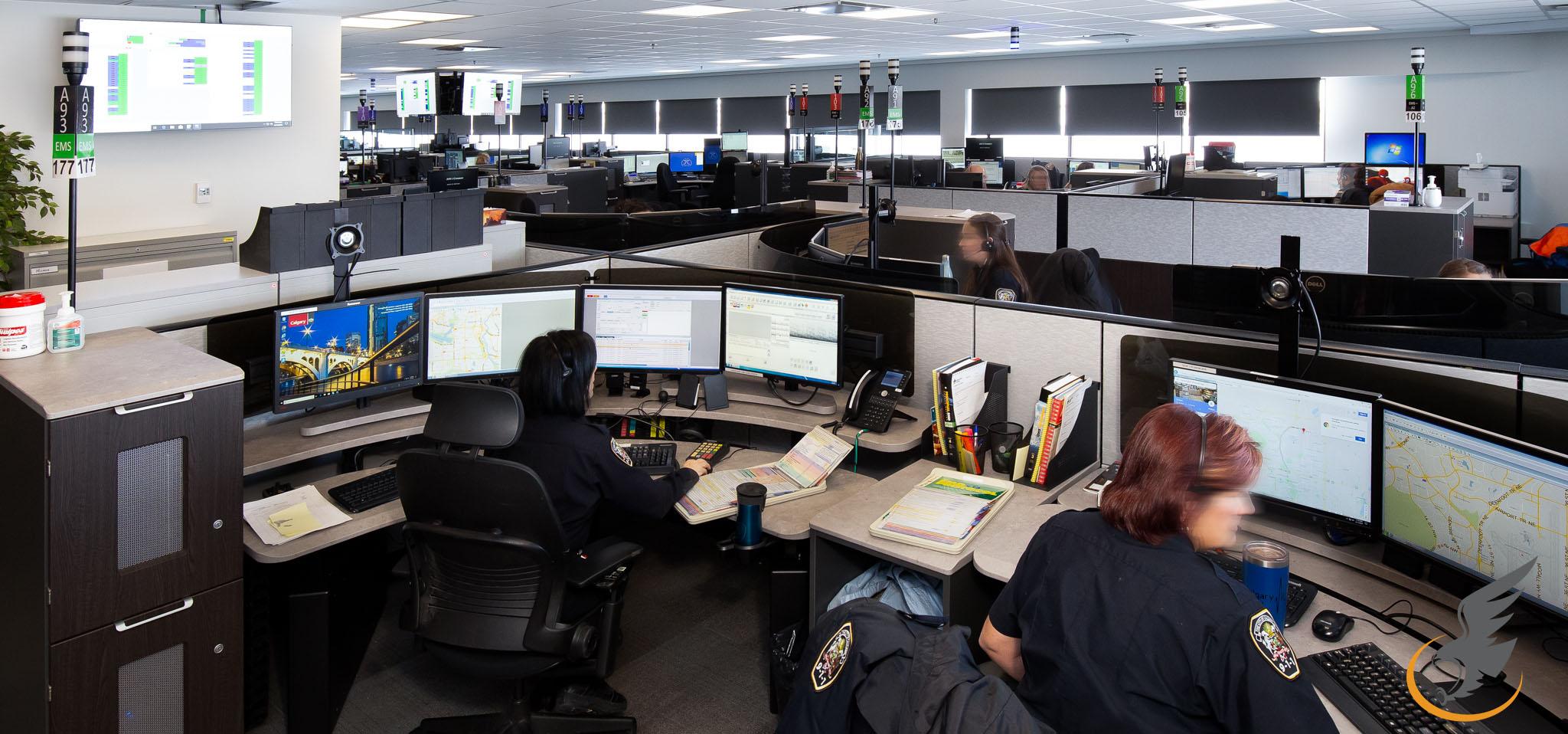 City of Calgary 911, Alberta Canada