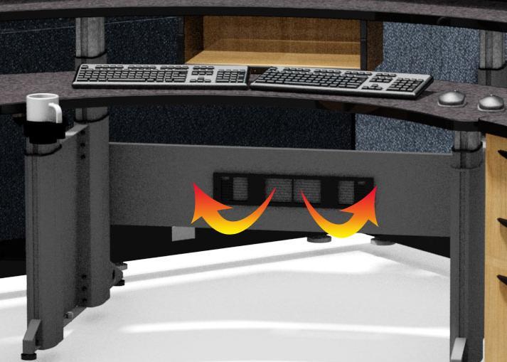 Xybix Heater Option