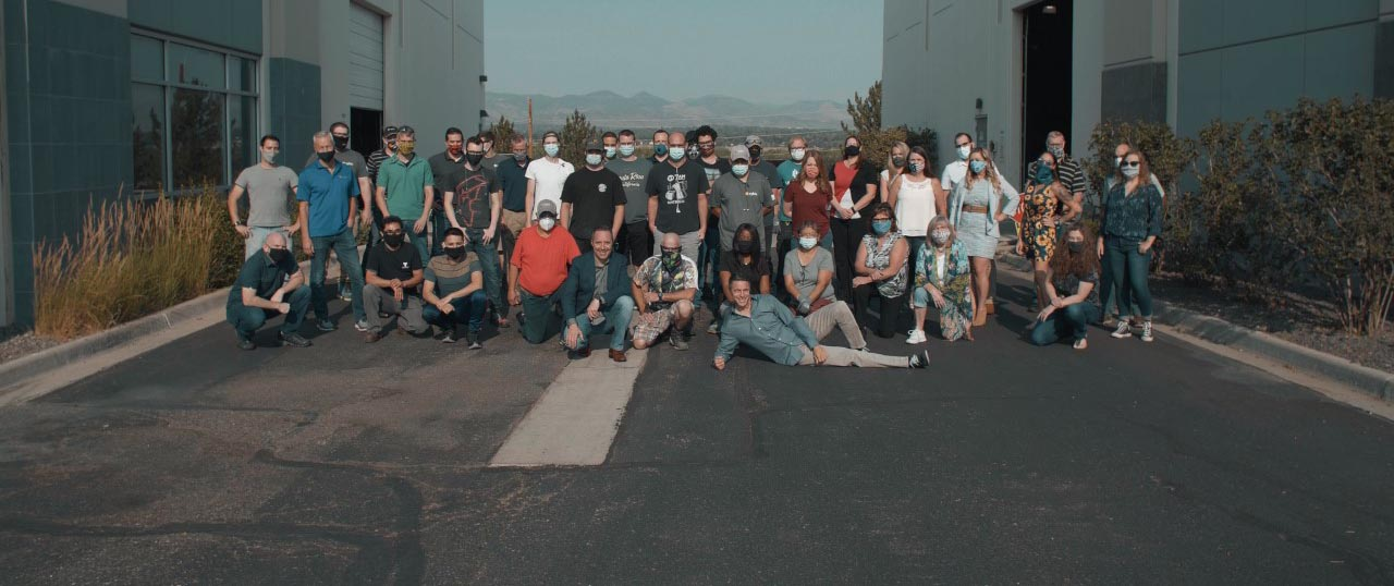 The Xybix Team