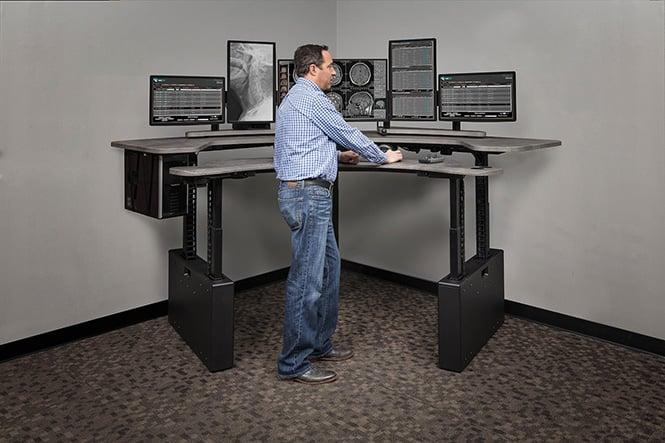Xybix HC Desks
