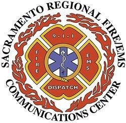 Sacramento Fire Dept. Logo