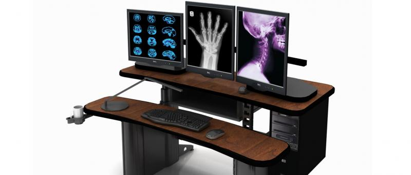 Xybix Imaging Desk Example 3