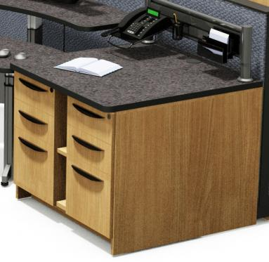 Xybix Drawer Pedestals