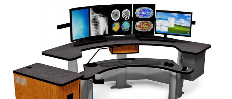 Xybix Imaging Desk Example 1