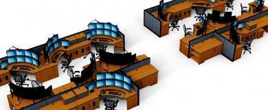 Dispatch Furniture Room Design