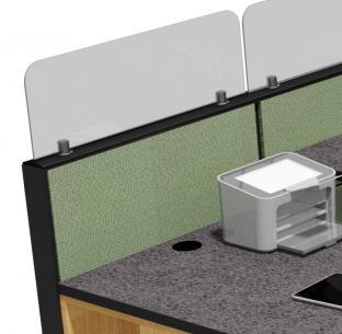Xybix Acoustic Tile Option