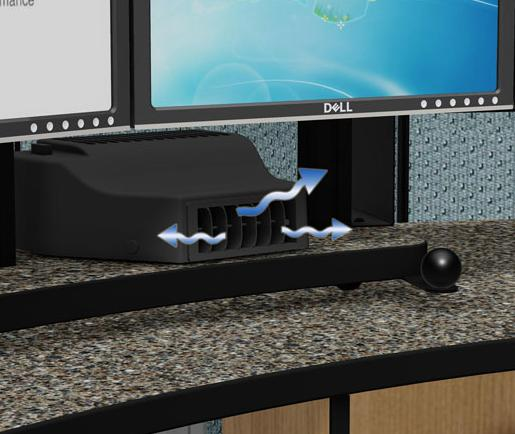 Xybix Cooling Fan Option