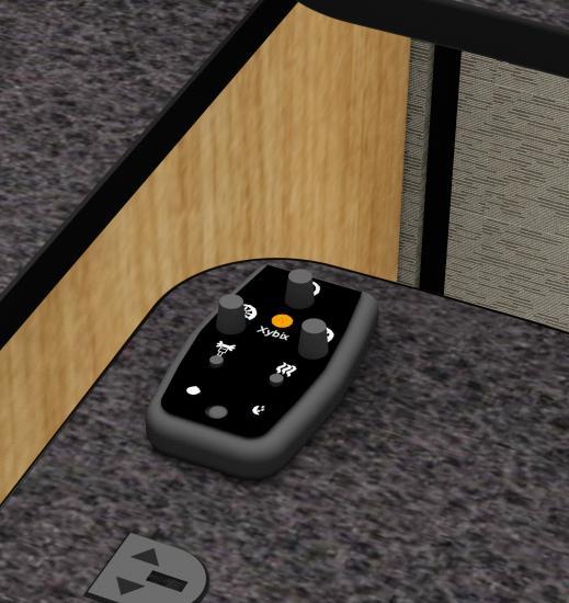 Xybix MyClimate Hand Controller
