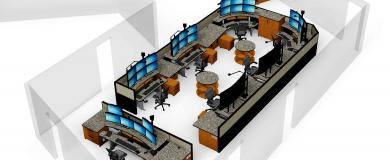 Dispatch Console Design