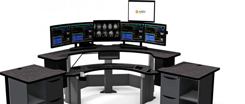 Xybix Imaging Desk Example 2