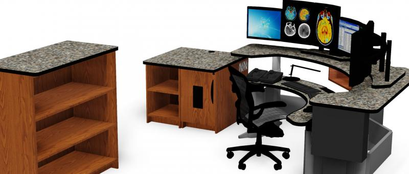 Xybix Imaging Desk Example 7