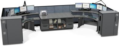Dispatch Furniture Layout