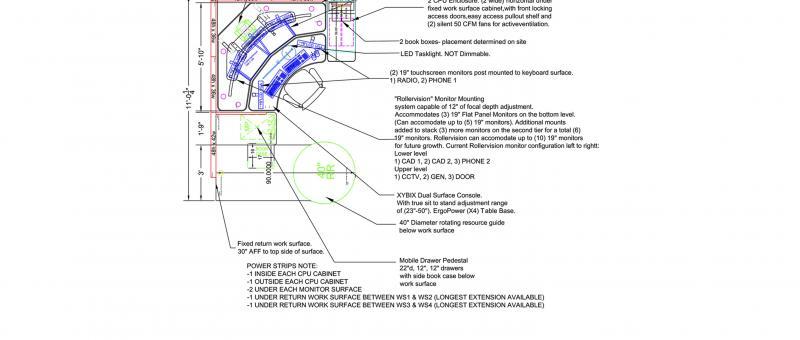 Stow Xybix Workstation Design