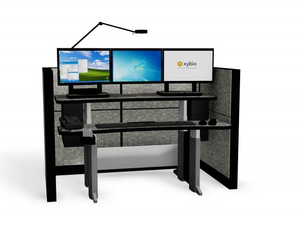 Xybix Straight Workstation