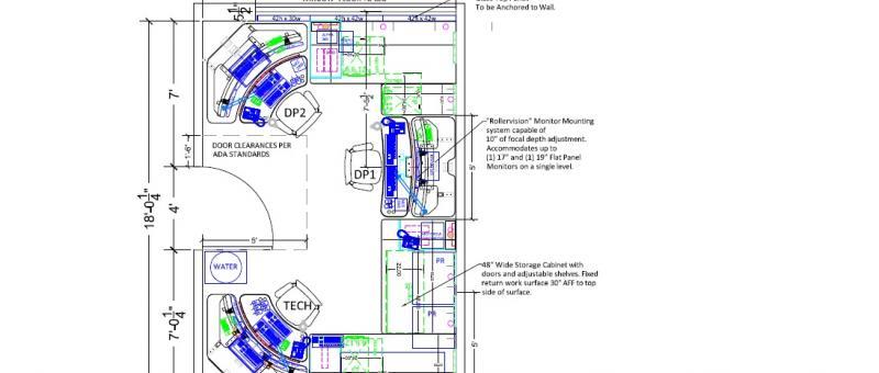 UTMB Xybix Room Design